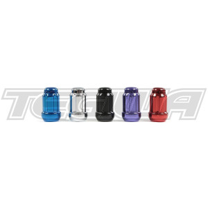 MUTEKI SUPER TUNER WHEEL NUTS - CLOSED