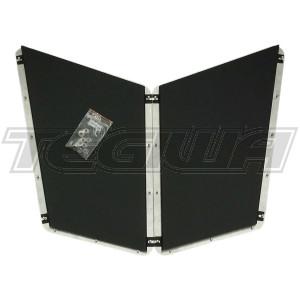 Verus Engineering Hood Louver Rain Guard Kit - Mazda MX5 MK4 ND