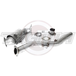 Wagner Tuning Subaru WRX STI 2007-2018 WITH cat replacement pipe