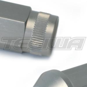 SKUNK2 20-PC HARD ANODIZED LUG NUT SET 12MM X 1.25MM