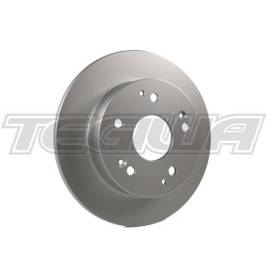 PAGID OE BLANK REAR BRAKE DISCS EK9 EP3 CIVIC DC2 INTEGRA TYPE R PAIR