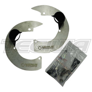 Verus Engineering Backing Plate Kit - Toyota Subaru BRZ/FRS/GT86
