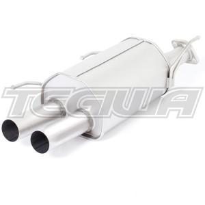 Remus Exhaust System Nissan Juke F15 1.5 DCI/1.6 10-