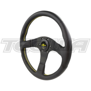 PERSONAL NEO ACTIS LEATHER STEERING WHEEL 350MM