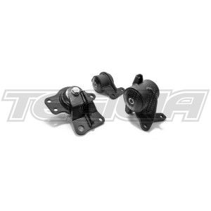Innovative Mounts 05-08 Fit/Jazz Replacement Mount Kit (L-Series/Manual)