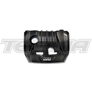 HKS Dry Carbon Engine Cover Toyota GR Yaris 20+
