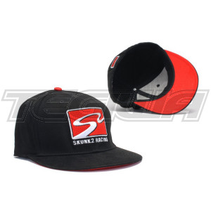SKUNK2 S2 RACETRACK CAP BLACK