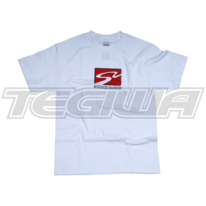 SKUNK2 S2 RACETRACK T SHIRT WHITE