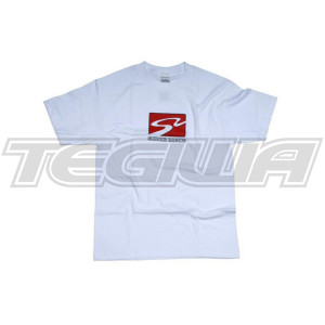 SKUNK2 RACETRACK T-SHIRT WHITE LARGE
