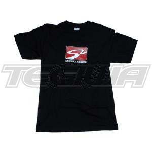 SKUNK2 S2 RACETRACK T SHIRT BLACK