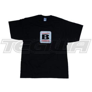SKUNK2 B POWER T SHIRT BLACK