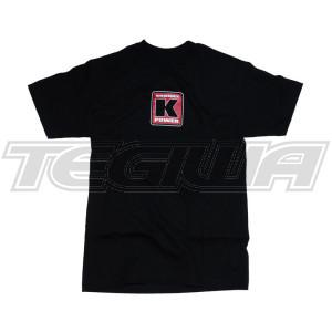 SKUNK2 K POWER T SHIRT BLACK