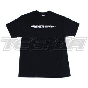 SKUNK2 SAVETHESOHC T-SHIRT BLACK