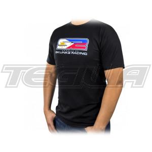 SKUNK2 PUERTO RICO FLAG T-SHIRT