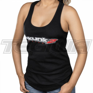 Skunk2 Go Faster Ladies Tank Top Black