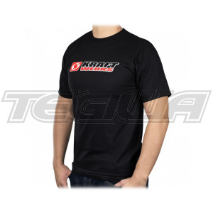 KRAFTWERKS STACKED T-SHIRT BLACK XXL