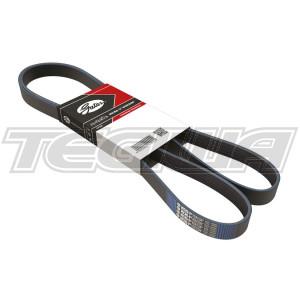 Gates Non AC / AC Delete Auxiliary Belt Honda Civic Type R EP3 K20A2