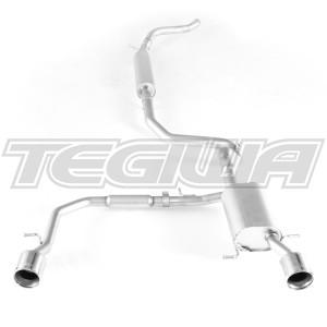 Remus Exhaust System Suzuki Swift Type AZ 1.4 Turbo Sport 18-