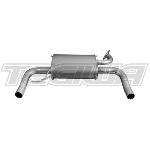 Remus Exhaust System Suzuki Swift Type MZ 1.6 Sport 06-10