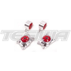 Innovative Mounts 00-09 S2000 Billet Replacement Rear Differential Mount Kit (F-Series/Manual)
