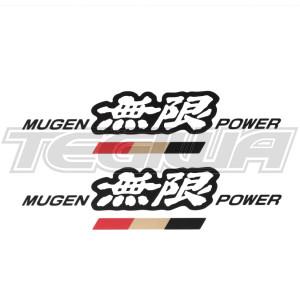 MUGEN POWER STICKER A