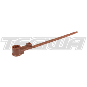 GENUINE HONDA CLIP WIRING HARNESS CABLE TIE BROWN 93.5MM VARIOUS MODELS