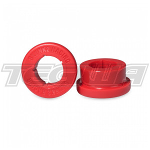 SKUNK2 RACING REAR CAMBER KIT & LCA BUSHING REPLACEMENT RED