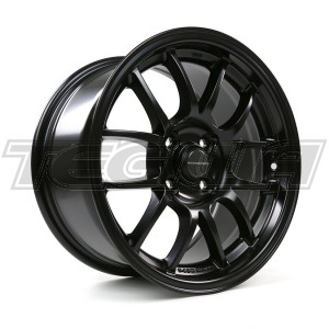 949 RACING 6UL ALLOY WHEEL 15 X 7 CHARCOAL 4X100 ET24