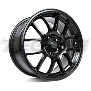 949 RACING 6UL ALLOY WHEEL 17 X 9 CHARCOAL 5X114 ET48