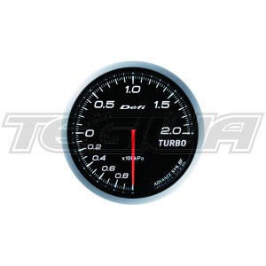 DEFI 60MM ADVANCE BF GAUGES WHITE