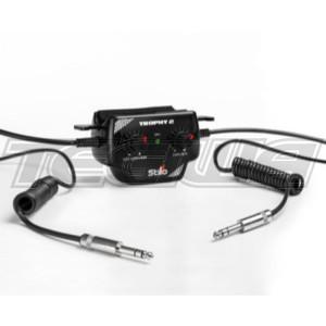 Stilo Trophy 2 Intercom. Individual volume controls & 9V power supply