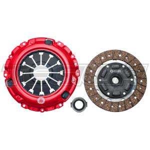ACTION CLUTCH STAGE 1 KIT MITSUBISHI LANCER 2008-2008 2.0L GTS INCL. CONCENTRIC SLAVE BEARING