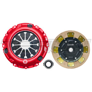 ACTION CLUTCH STAGE 2 KIT MITSUBISHI LANCER 2008-2008 2.0L GTS INCL. CONCENTRIC SLAVE BEARING