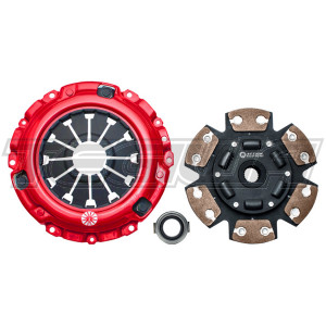 ACTION CLUTCH STAGE 3 KIT MITSUBISHI LANCER 1996-2000 2.0L TURBO JDM EVO 4-6  *MUST USE ACR RACING FLYWHEEL