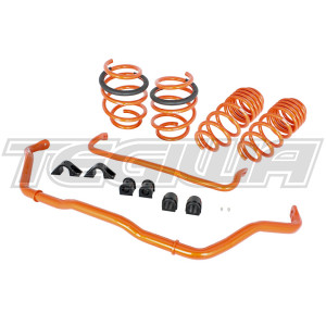 AFE TAKEDA LOWERING SPRINGS / ANTI ROLL BAR CONTROL KIT HONDA CIVIC TYPE R 17+