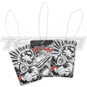 TEGIWA CAR AIR FRESHENER MULTI PACK X3