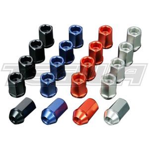 J's Racing Sports Alminium Wheel Nut Set M12 x 1.5