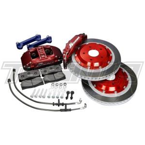 J's Racing 6-POT Brake Kit - Honda