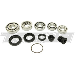 SYNCHROTECH BEARING & SEAL KIT 89-00 HONDA CIVIC EF EG EK CRX D16 SOHC 40MM