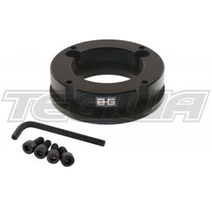 BG Racing Steering Wheel 15mm Lotus Eccentric Spacer 4X77mm PCD (With Screws)