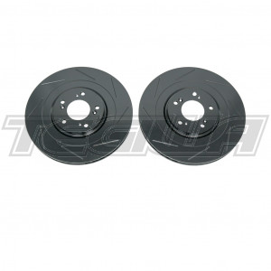 BALLADE SPORTS 330MM FRONT REPLACEMENT BIG BRAKE DISC SET HONDA S2000 00-09