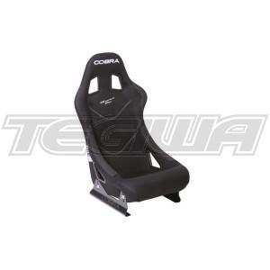 COBRA MONACO PRO STEEL FRAME SEAT - BLACK FABRIC