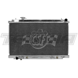 CSF ALLOY ALUMINIUM RADIATOR 03-06 NISSAN 350Z DE ENGINE