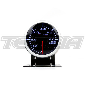 DEPO RACING 60MM FUEL PRESSURE GAUGE