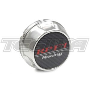 Enkei RPF1 Racing Wheel Silver Centre Cap