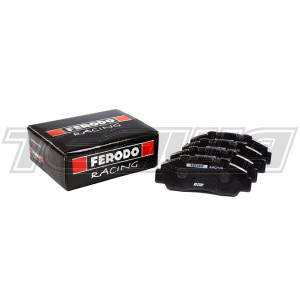 FERODO DS2500 BRAKE PADS FRONT CIVIC CRX 1.6 VTEC VT SIR EF
