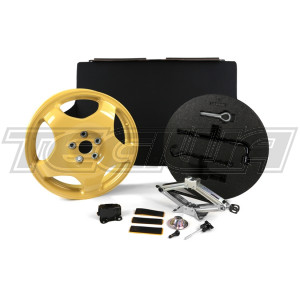 GENUINE HONDA REPLACEMENT SPACE SAVER SPARE WHEEL KIT CIVIC FK8 TYPE R 17+