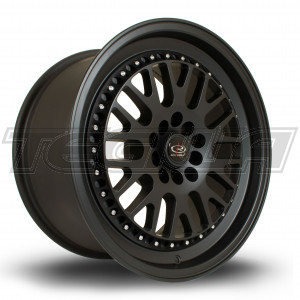 ROTA FLUSH ALLOY WHEEL 17 X 9 5100~5114 ET25 730 FLAT BLACK
