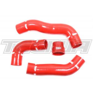 FORGE MOTORSPORT BOOST HOSE KIT HONDA CIVIC TYPE R FK2 15+ RED