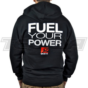 GRAMS PERFORMANCE FUEL PULL OVER HOODIE- L